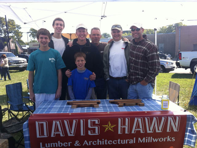 Award Winning Smoke'n Dave Takes 1st in Blues Bandits and BBQ in Oak Cliff