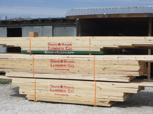 Stock and Lumber Markets Soaring – Watch Your Lumber Budgets!