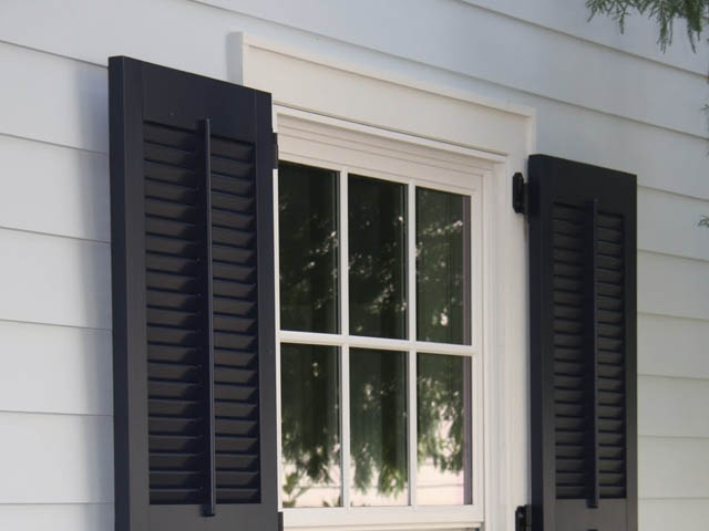 Exterior Shutters – A Beautiful Addition to Your Home