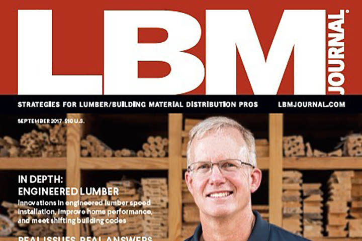 LBM Journal Shares Davis-Hawn Story