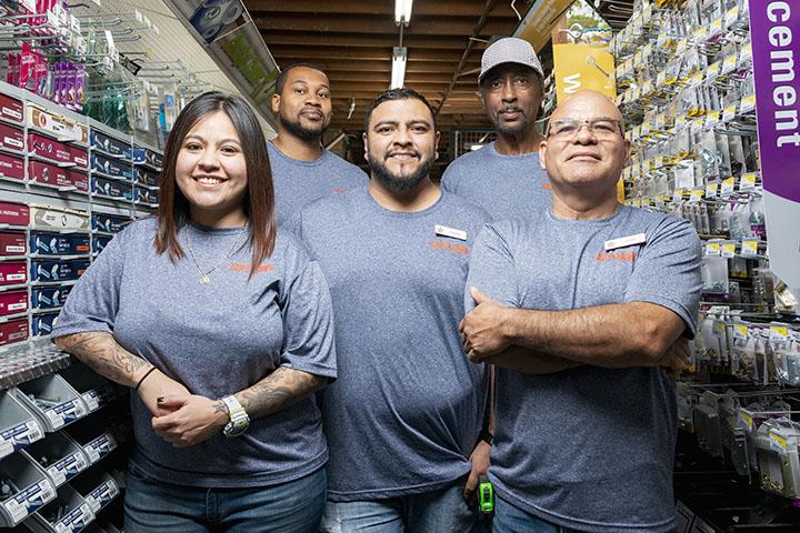 Hardware Store Team