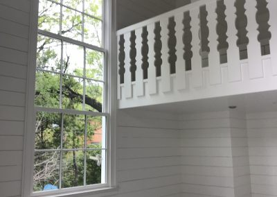 Custom Wood Banisters