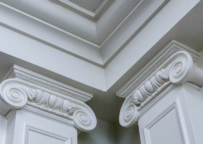 custom column moulding