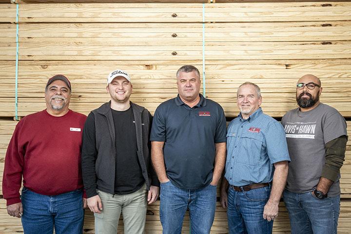 Contractor Sales Team