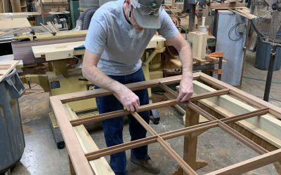 Lynn Floyd Architectural Millwork Tour – CANCELED
